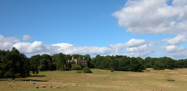 Piercefield House and parkland