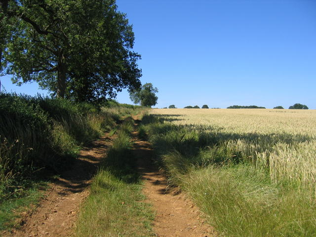 Bridleway to Chacombe