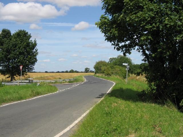 Skelton Broad Lane to Saltmarshe