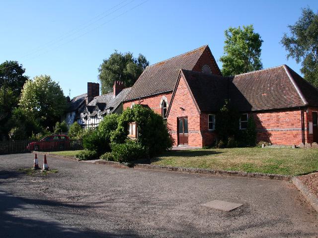 Bodenham Chapel