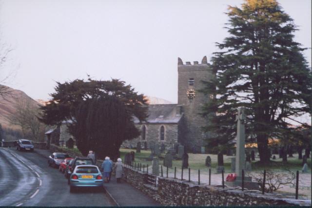 Jesus Church Troutbeck Village
