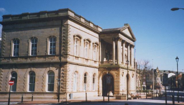 Accrington Town Hall