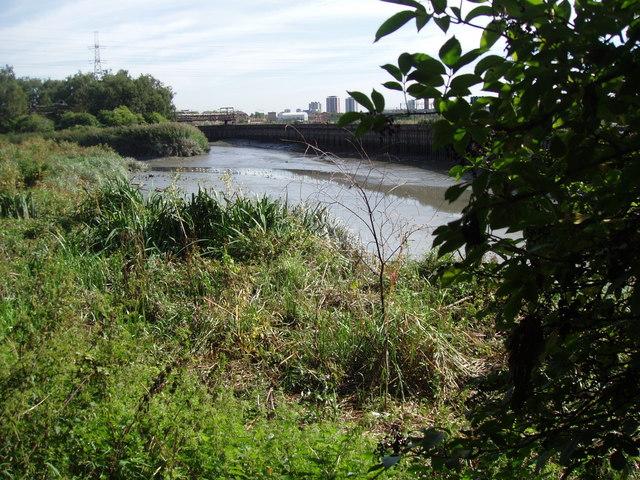 Channelsea River