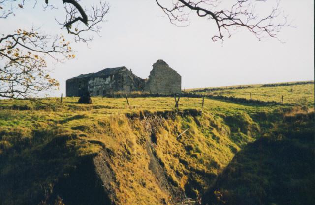 Clough near Oswaldtwistle