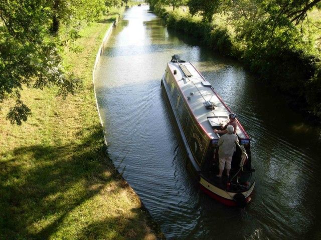 Grand Union Canal, near Lubenham