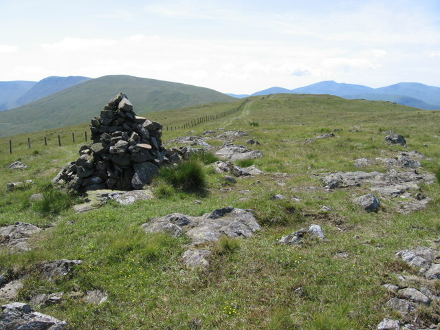 The cairn on Bow