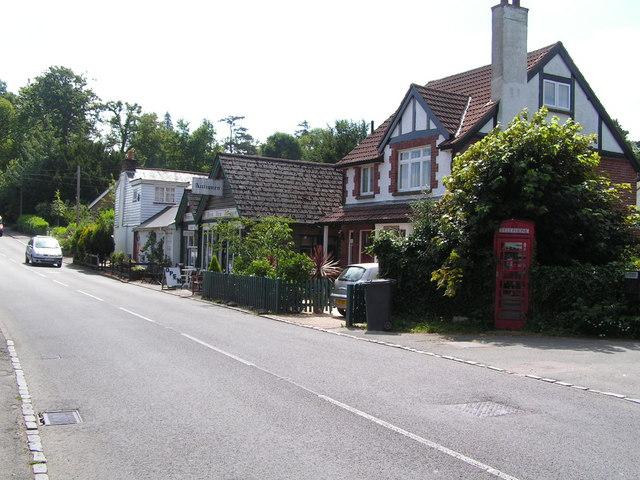 Durgates village