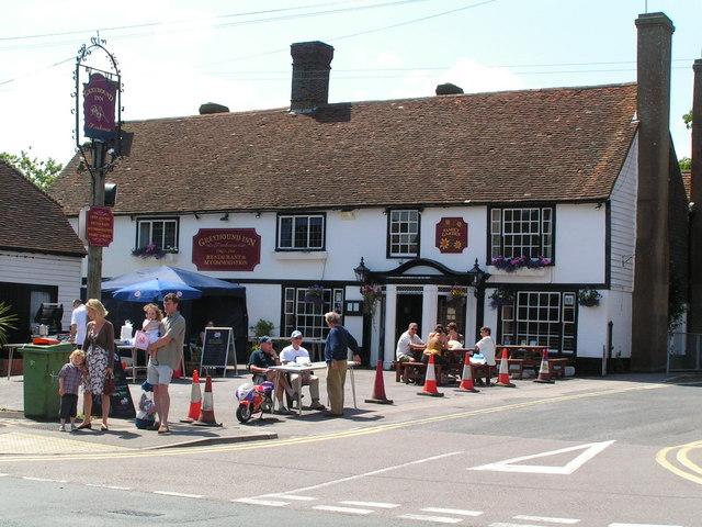 The Greyhound Inn, Wadhurst