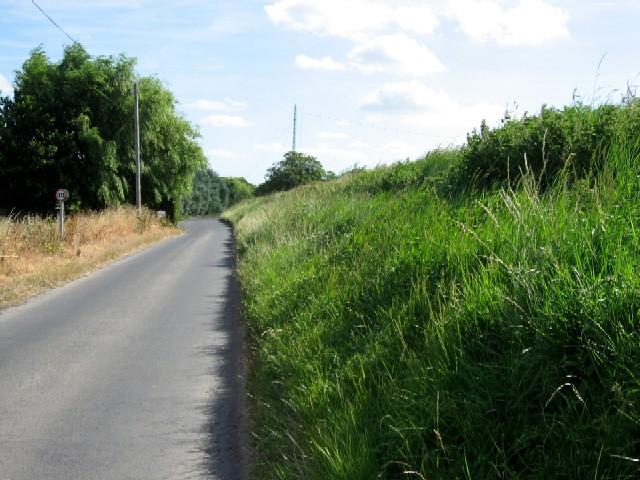 The Lane South of Skelton