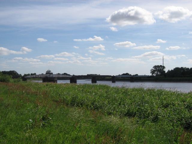 Goole Railway Bridge