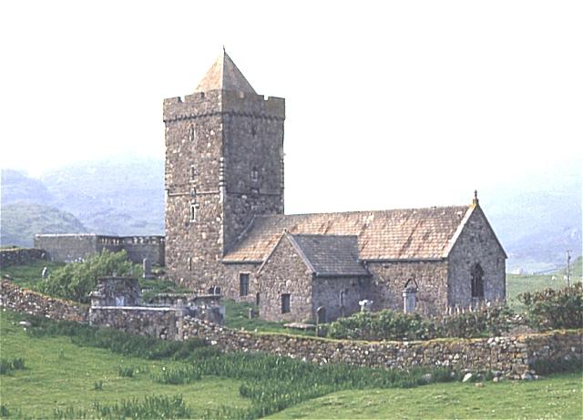 St Clement's Church, Rodel