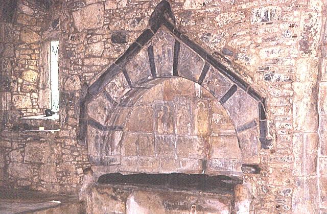 Tomb of Alasdair Crotach MacLeod