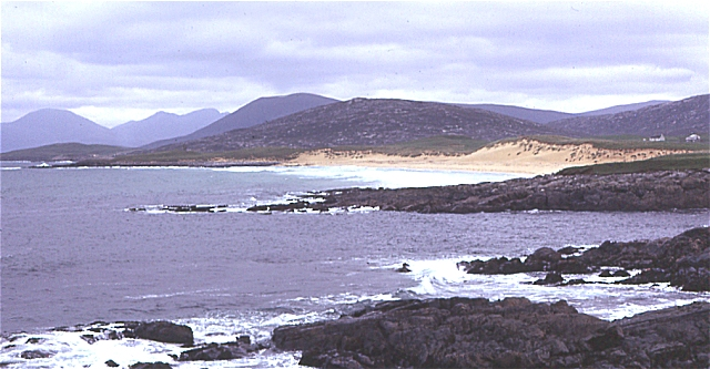 Beach at Borve