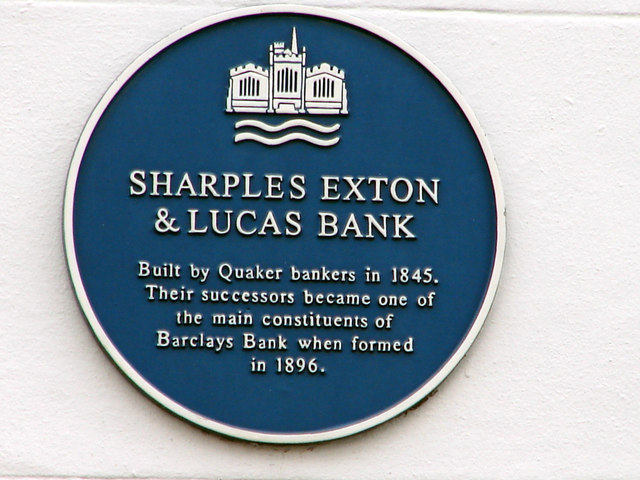 Sharples Exton & Lucas Bank