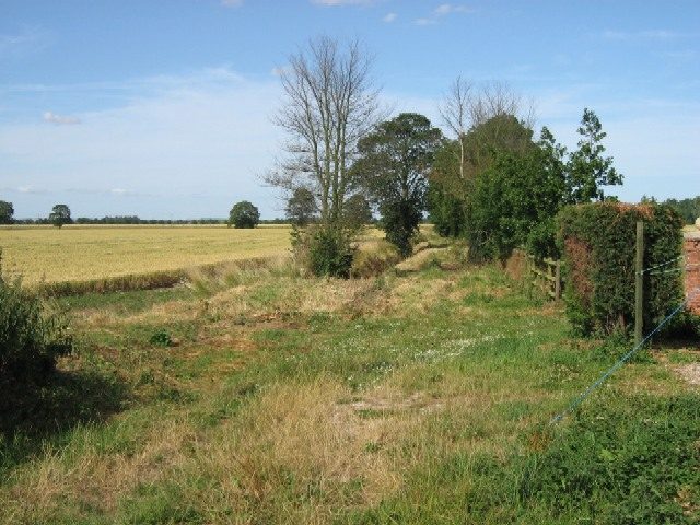 The Bridleway from Skelton