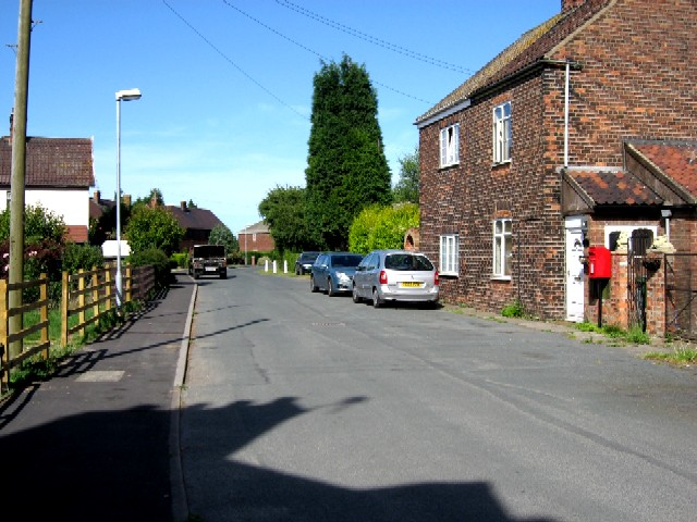 Tutty Row, Kilpin Pike