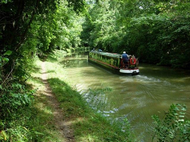 Grand Union Canal, near North Kilworth