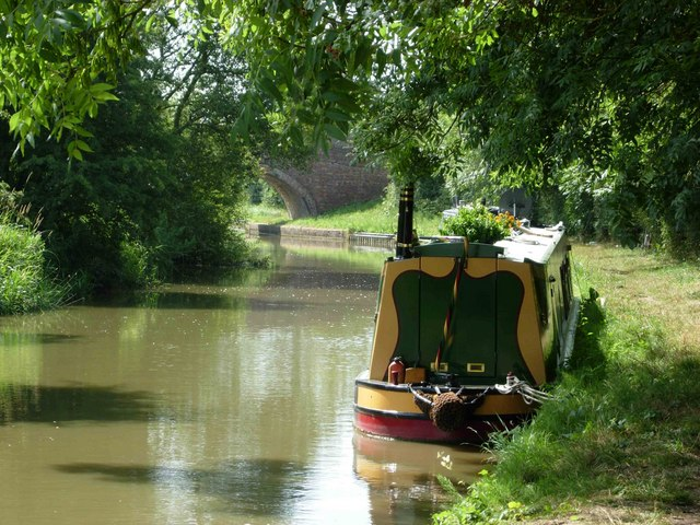 Grand Union Canal, near North Kilworth