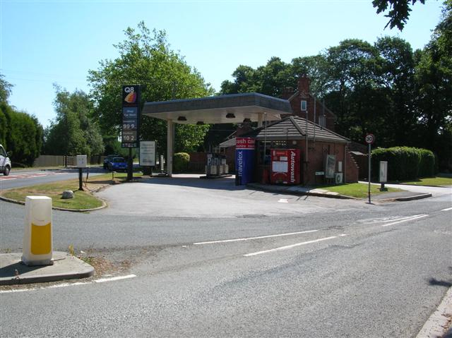 Petrol Station, Hemingbrough