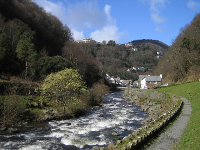 River Lyn and Lynmouth