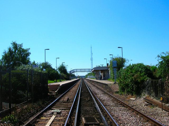 Hampden Park Station, Eastbourne