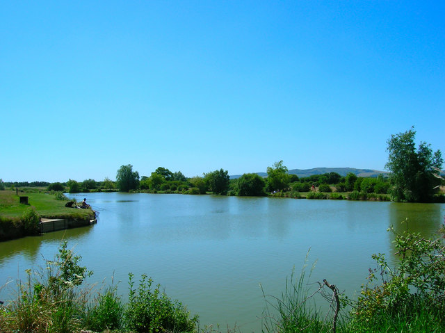 Fishing lake, Downash