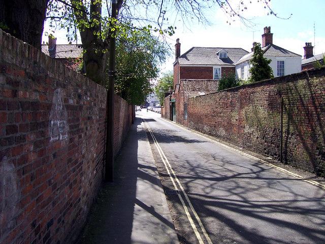 Marsh Lane, Barton-Upon-Humber