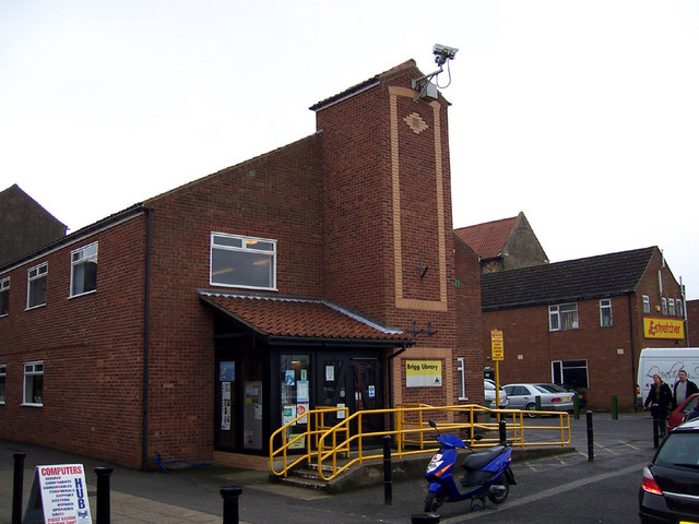 Brigg Public Library
