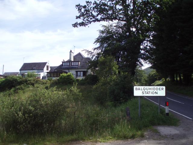 Balquhidder Station
