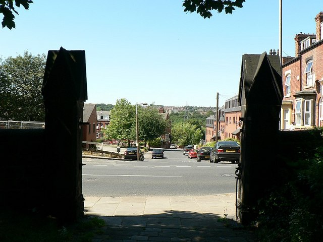 Morris Lane and Church Street, Kirkstall, Leeds