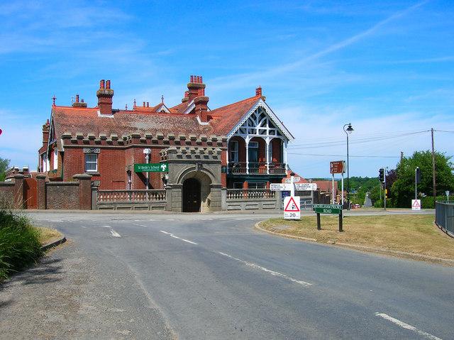 St Bede's School, Upper Dicker
