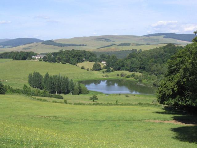 Faldonside Loch