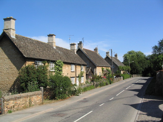Cottages, Witham on the Hill
