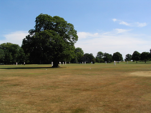 Sunday cricket, Witham on the Hill
