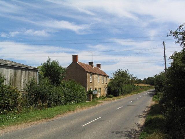 Glebe Farm, Little Bytham