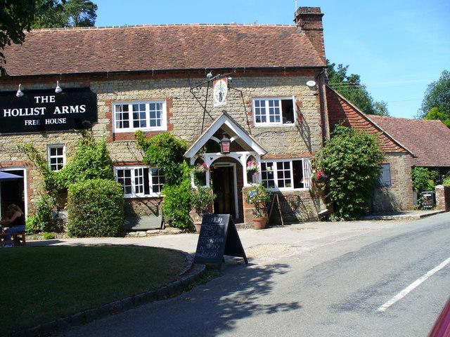 The Hollist Arms, Lodsworth.
