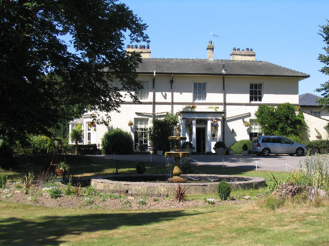 Highfield Hall Hotel, Northop