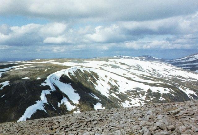 Big Cairngorm scenery