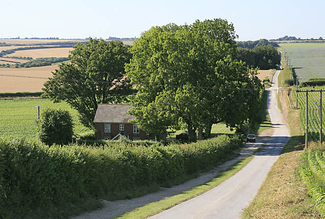 Northayes Farm, Whitsbury Down