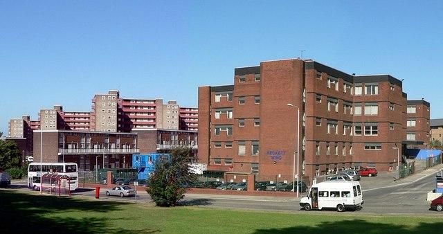 Beckett Wing, St James's University Hospital, Leeds