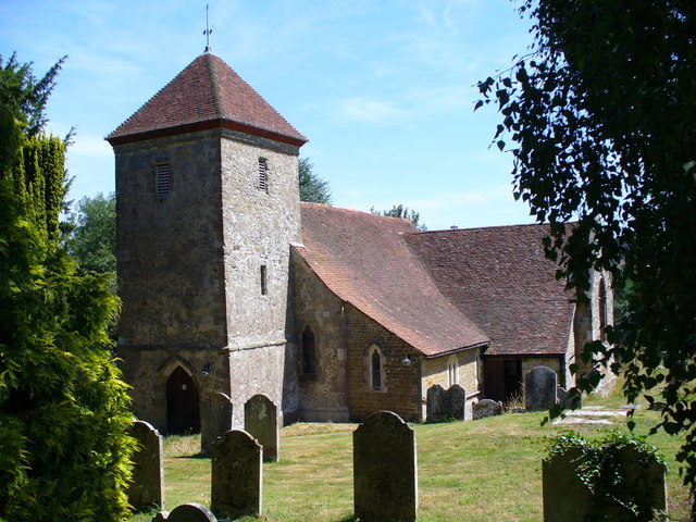 Lodsworth Parish Church.