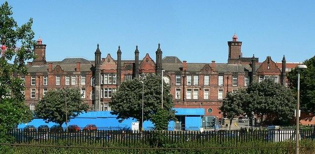 Lincoln Wing, St James's University Hospital, Leeds