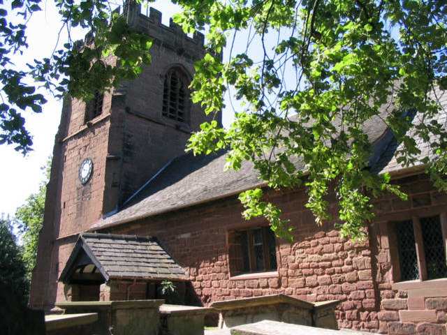 St Michael's Parish Church, Shotwick