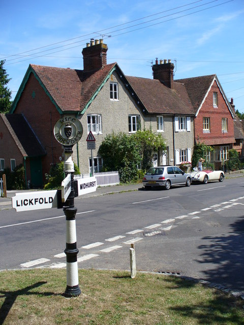 Lodsworth Village Centre.