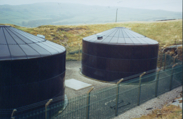 Service reservoir tanks