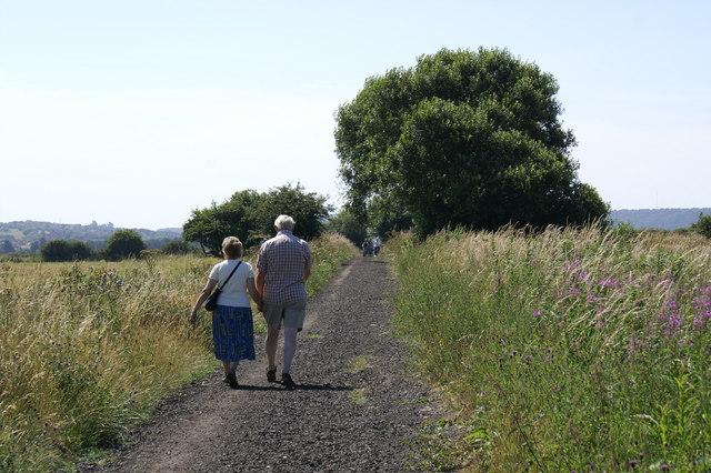 Sunday Afternoon Walk near Burniston