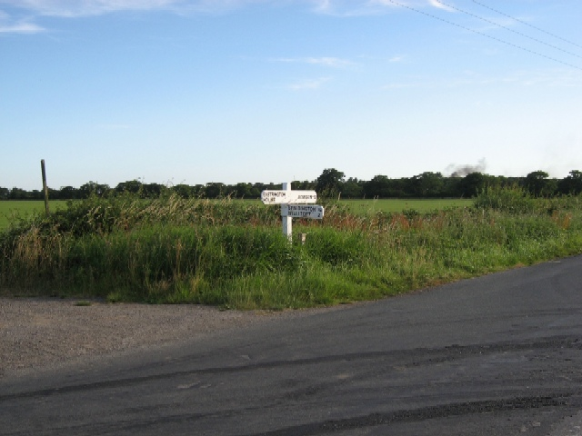 Junction of the Country Lanes