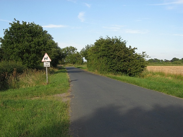 The Lane to the A614