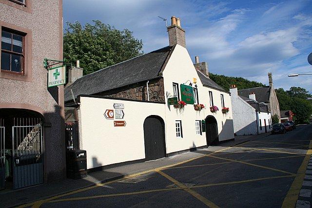 The George Inn.