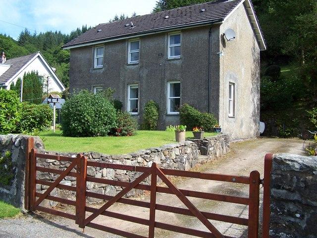 Glendaruel, Old School House